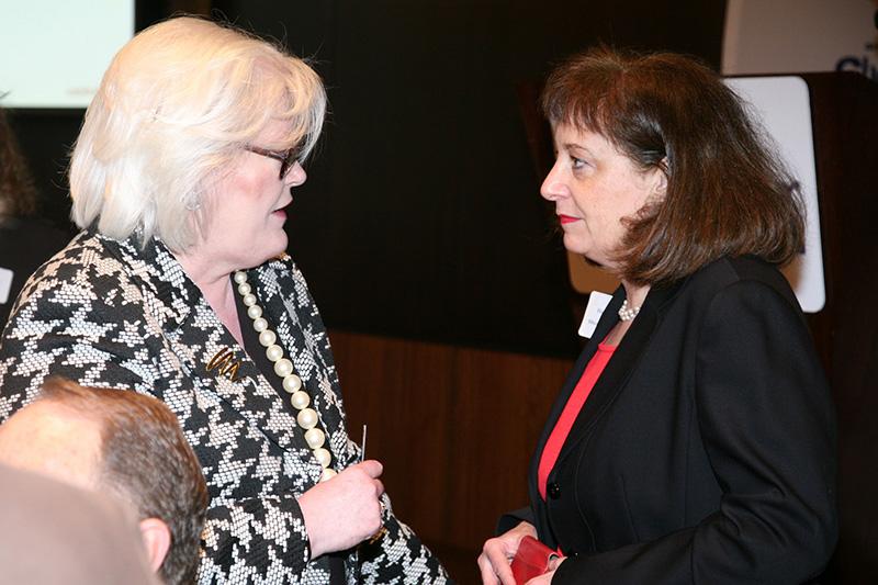 Trudy Sullivan & Diane Darling