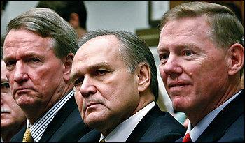 Big Three CEOS